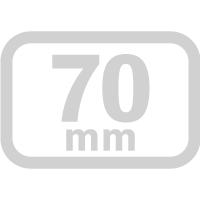 角丸長方形-70mm