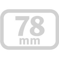 角丸長方形-78mm