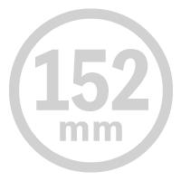 正円形-152mm