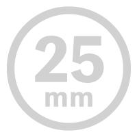 正円形-25mm