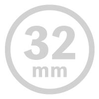 正円形-32mm