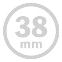 正円形-38mm