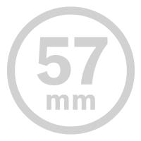 正円形-57mm
