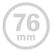 正円形-76mm