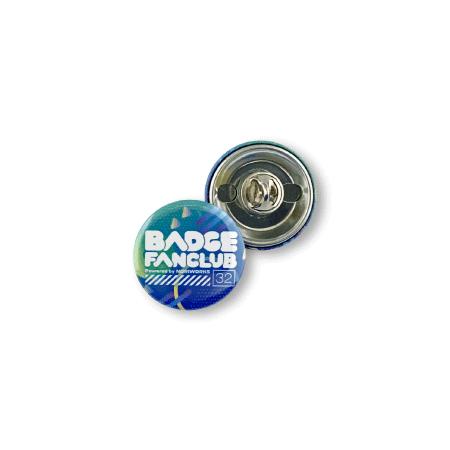 画像1: 缶バッジ   32mm   ピンズ (1)